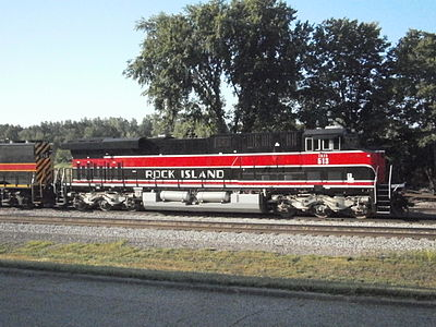 Denver Rock Island Railroad