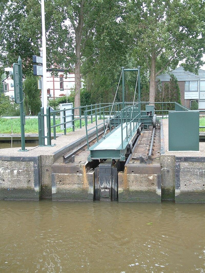 Populair Ir. De Kock van Leeuwensluis in Gouda | Monument - Rijksmonumenten.nl MQ-43