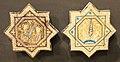 Iran, mattonelle stellate, 1290-1310 ca..JPG