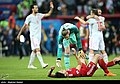 Iran and Spain match at the FIFA World Cup (2018-06-20) 12.jpg