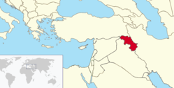 Iraqi Kurdistan on world map.png