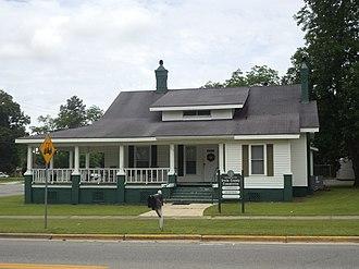 Ocilla, Georgia - Ocilla-Irwin Chamber of Commerce