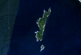 Isla De Ons Mapa.Ons Island Wikipedia