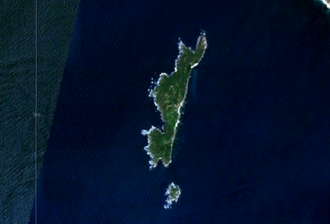 Ons Island - Ons Island and archipelago