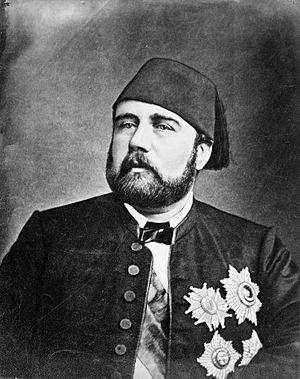 Isma'il Pasha - Image: Isma'il Pasha
