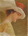 Ivan Franke - Dekle s klobukom.jpg