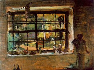 Window of the Atelier
