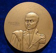 Józef Bem, Polish medallion by J. Misztela