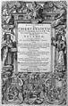 J. Schenck, titlepage, 1609. Wellcome M0007895.jpg