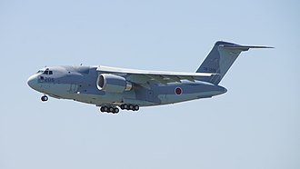 403rd Tactical Airlift Squadron (JASDF) - C-2 of 403rd Squadron (2017)