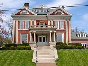 John C. Schricker House - Image: JC Schricker Davenport IA