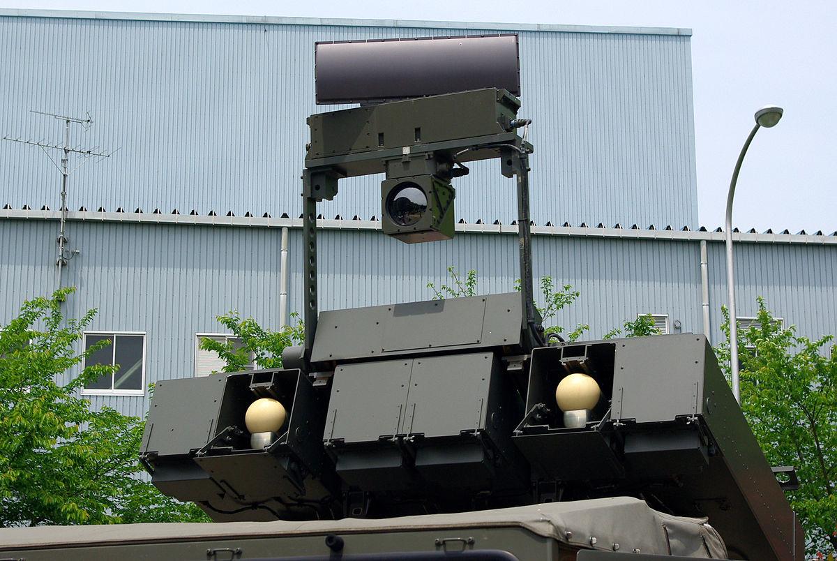 Middle range Multi-Purpose missile