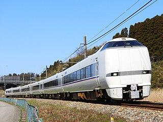 683 series Japanese train type
