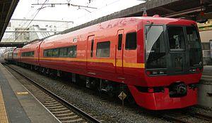 Kinugawa (train) - A 253-1000 series EMU, February 2011