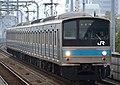 JRW 205 0bandai hanwa line.jpg