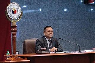 Mace of the Philippine Senate