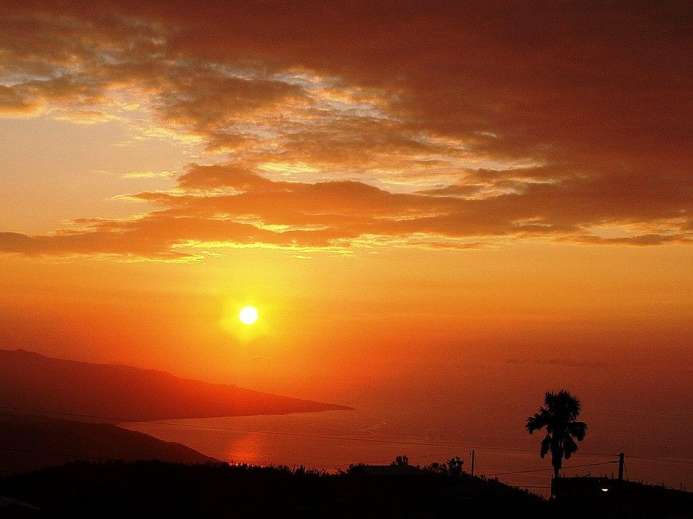 Jamaica sunrise