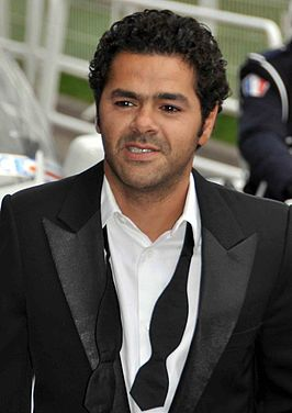 Jamel Debbouze in Cannes, 2010