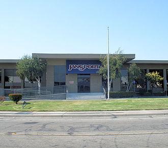 JanSport - Image: Jan Sport headquarters