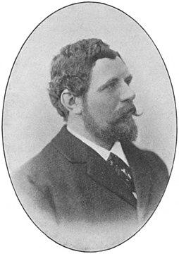 Jan Arend Holtrop - Onze Tooneelspelers (1899)