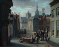 Jan Hendrik van Grootvelt - De Markt in 's-Hertogenbosch.png