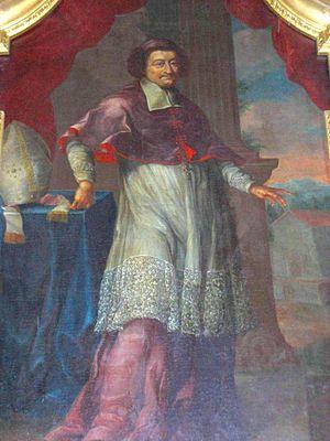 House of Małachowski (Nałęcz) - Bishop Jan Małachowski