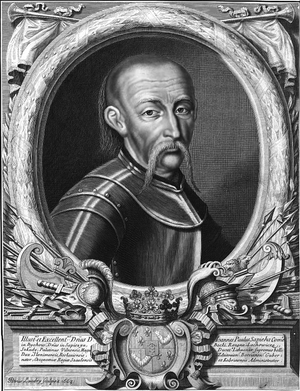 Paweł Jan Sapieha - Image: Jan Paweł Sapieha