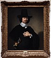 Jan victors, ritratto d'uomo, olanda 1650.jpg