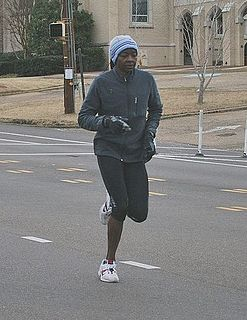 Janet Cherobon-Bawcom American long-distance runner