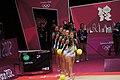 Japan Rhythmic gymnastics at the 2012 Summer Olympics (7915483104).jpg