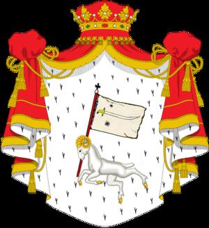 Samtskhe-Saatabago - Image: Jaqeli coat of arms