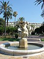 Jardin Albert 1er, Nice, Provence-Alpes-Côte d'Azur, France - panoramio - M.Strīķis (4).jpg