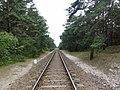 Jastarnia, Railway Jastarnia - Hel - panoramio.jpg
