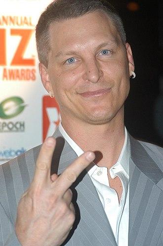 Jay Grdina - Grdina at the XBIZ Awards on November 17, 2005