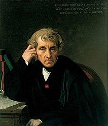 Jean Auguste Dominique Ingres: Luigi Cherubini