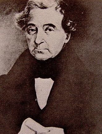 Jean Baptiste Richardville - Jean Baptiste de Richardville