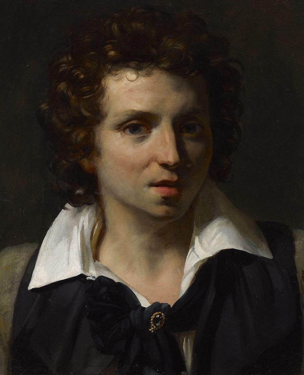 Jean Louis André Théodore Géricault - Portrait of a Young Man - 2001.280 - Minneapolis Institute of Arts