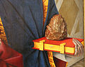 Jean fouquet, etienne chevalier con santo stefano, 1454-56 ca. 06.JPG