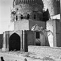 Jeden z zabytkowych meczetów podczas rekonstrukcji - Afganistan - 001921n.jpg