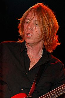 Jeff Pilson v The Roxy, West Hollywood, CA - 11. října 2009