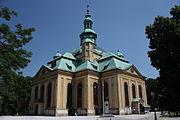 Jelenia Góra Kościół Łaski pw. Świętego Krzyża (2).JPG