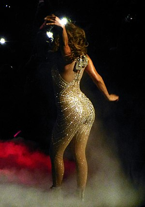 Waiting for Tonight - Lopez performing the song during her Dance Again World Tour in 2012.