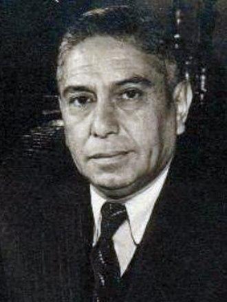 Jerónimo Méndez - Image: Jerónimo Méndez Arancibia
