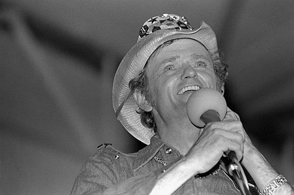 Photo Jerry Reed via Wikidata
