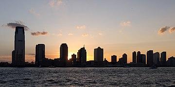 Jersey City from Manhattan July 2013.jpg