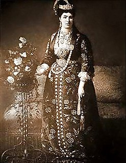 Jeshm Afet Hanim third wife of khedive Ismail Pasha