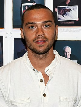 Jesse Williams in 2008