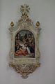 Jesus fällt das zweite Mal Kreuzwegstation VII Dom zu Fulda Juni 2012.JPG