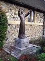 Jesus statue - geograph.org.uk - 328537.jpg
