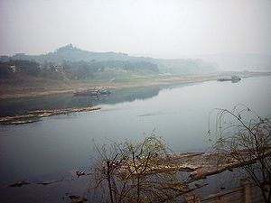 Jialing River